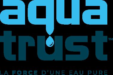 Aquatrust - La force d'une eau pure - Logo